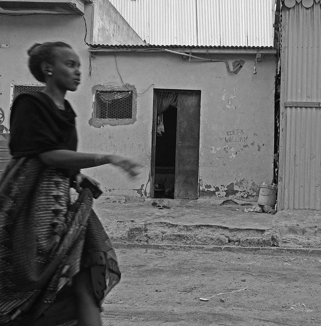 Djibouti street rue