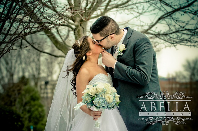 Melissa & Matthew  - NJ Wedding Photos by www.abellastudios.com