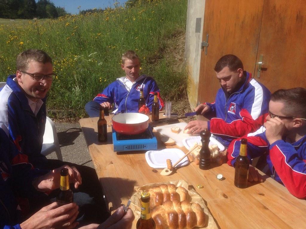 Gruppenmeisterschaft Kantonalfinal 2014