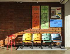 Dodger Stadium Box Seats