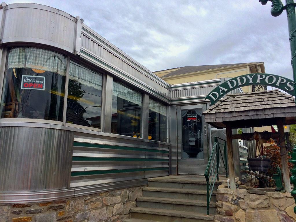 Daddypops Diner Hatboro PA - Pennsylvania - Retro Roadmap 2017