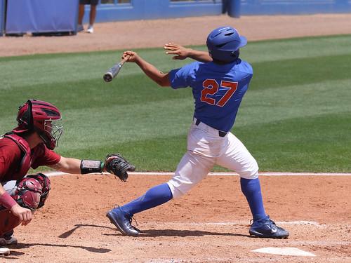 Nelson Maldonado Home Run