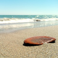 A Day At The Beach - Summer Vibes B) Horizon Over Water Close-up Sea Sand Sunlight No People