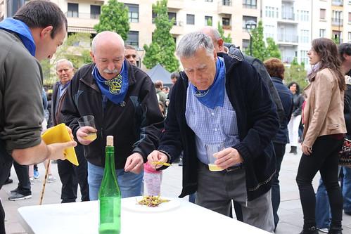 Santakrutzak 2017: Sagardo lehiaketa