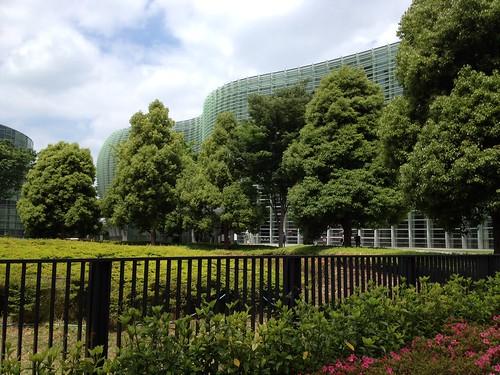 国立新美術館 by haruhiko_iyota