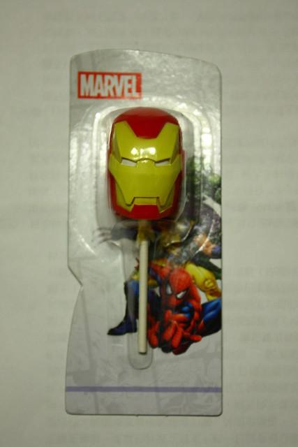 [Candy] Chupa Chups x Marvel: Iron Man