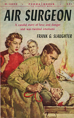 Perma Books M-4053 - Frank G. Slaughter - Air Surgeon