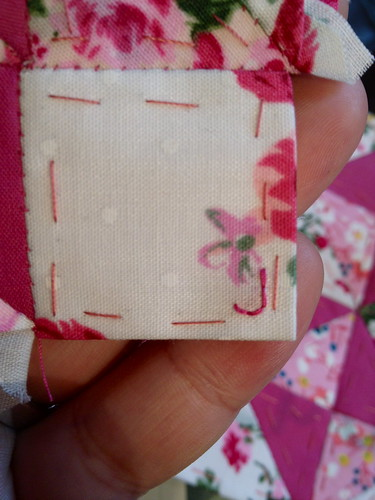 Hand-Sewing Mini-Quilting Bee, #1