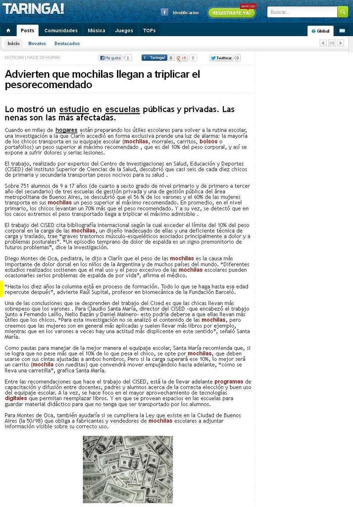Site Diario Página 12 19-03-13