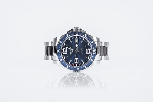 Longines HydroConquest - DIY desktop studio version