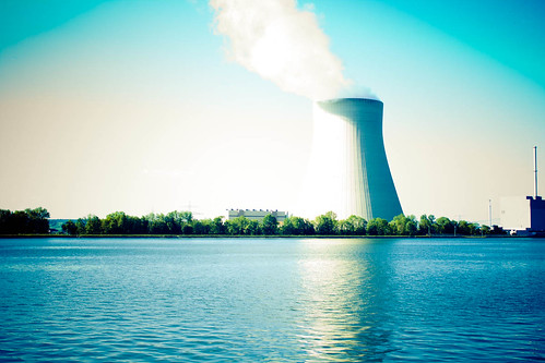 atomkraftwerk photo