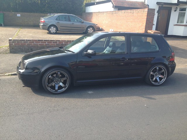 Just another mk4 golf among the 1000's 8967315940_0f33b046d4_z