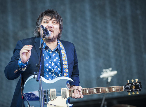 Wilco (Jeff Tweedy) @ Bonnaroo, Day 2 (Manchester, Tenn., June 14, 2013)