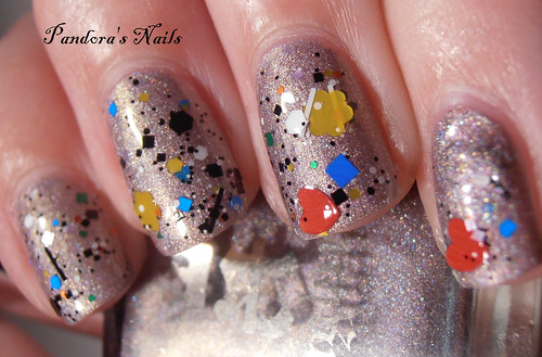 nail'd it peace love and hairspray over a-england princess tears (2)