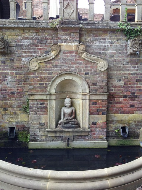 052 mad buddha pond