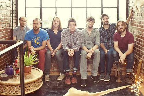 The Revivalists at the Ride Festival