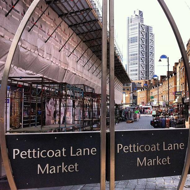 Mercados del East End de Londres