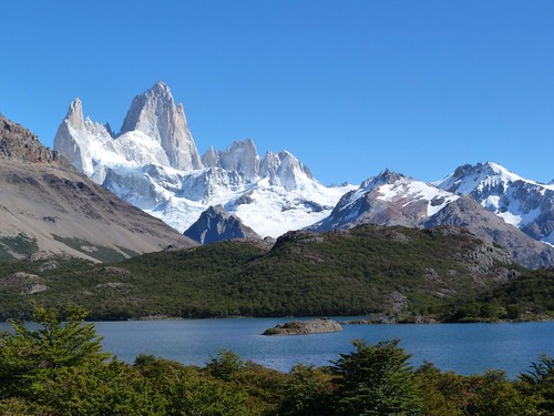 Monte Fitz-Roy (El Chaltén, Argentina)