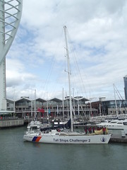 Harbour Tours - Portsmouth Harbour - Tall Ships Challenger 2