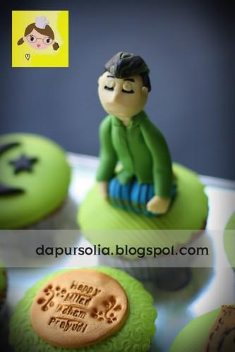 Cupcake Set Hari Raya