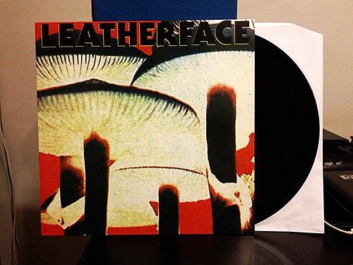 Leatherface - Mush LP - Bootleg by Tim PopKid