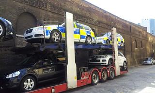 Pennington Street lorry park