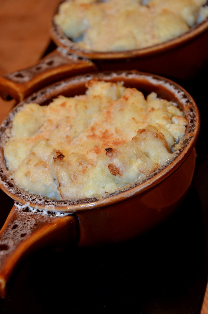 Gruyère Cauliflower