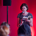 Alice Thompson reads from Burnt Island |