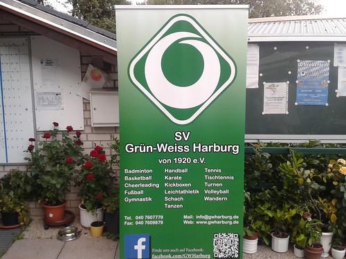 Sommerfest Grün-Weiß Harburg 2013