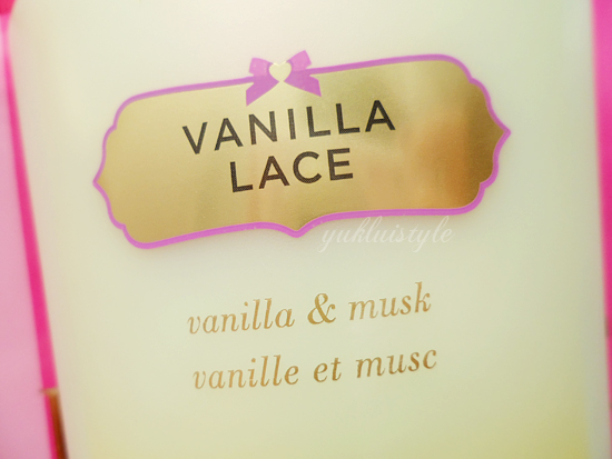 Victoria's Secret Vanilla Lace review