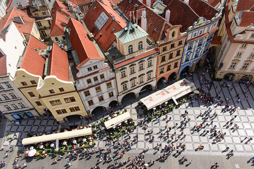 Prague, Czech Republic - Old Town Plaza by GlobeTrotter 2000