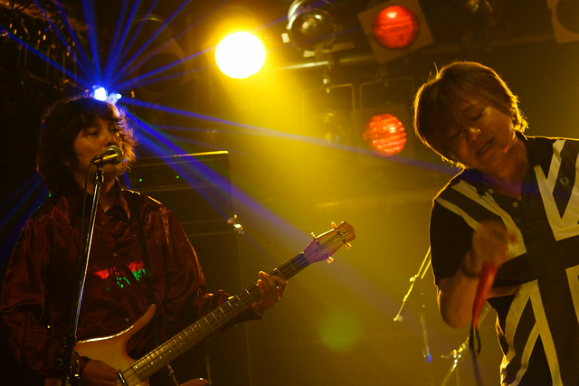 THE ELECTRIC EEL live at ShowBoat, Tokyo, 07 Sep 2013. 168