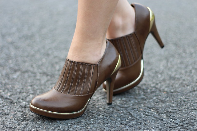 Living After Midnite: mark. Avon Tough Luxe Booties