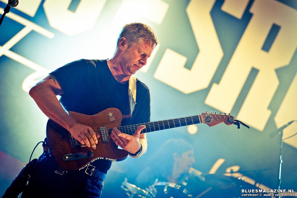 Guy Forsyth @ BluesRock Festival Tegelen 2013