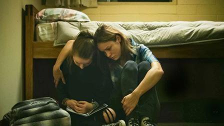 Kaitlyn Dever and Brie Larson skirt the edges of emotional breakthrough in SHORT TERM 12.