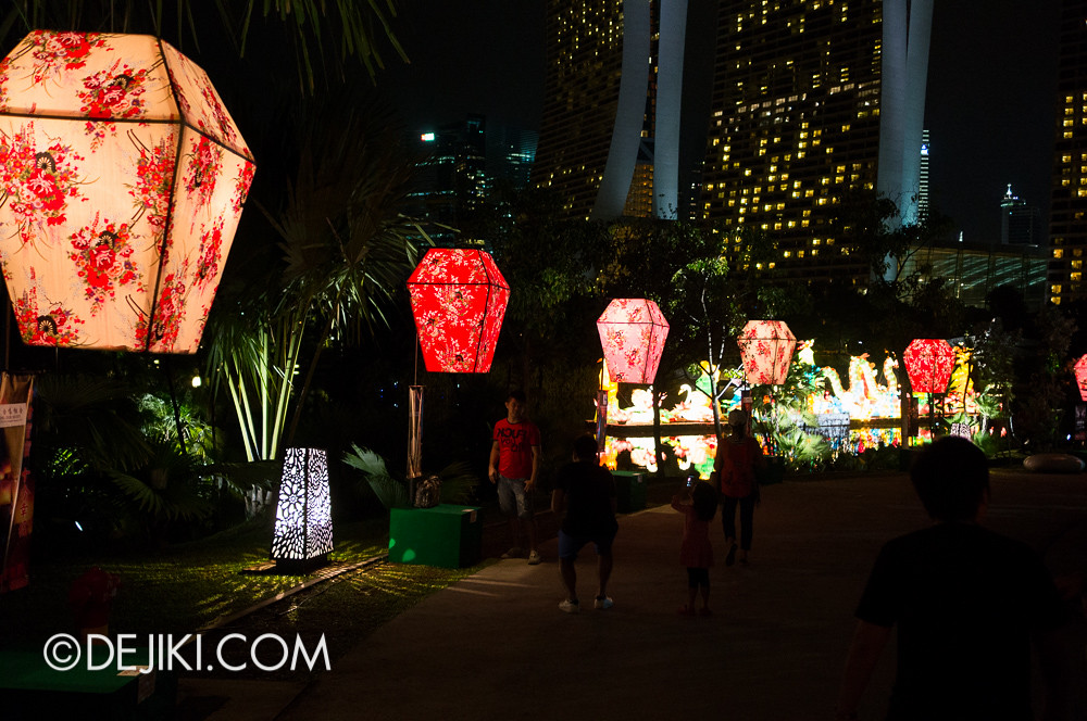 Gardens by the Bay - Mid Autumn Festival