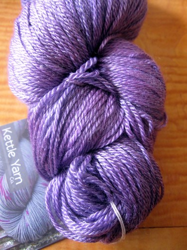 Kettle Yarn Co falkland-tencel