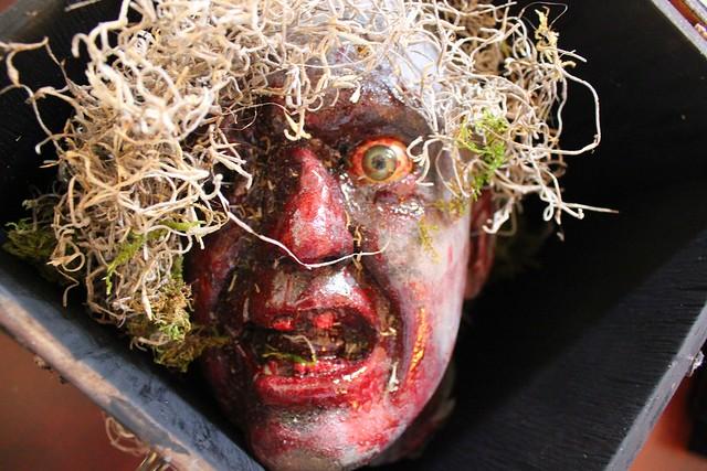 Halloween Horror Nights 2013 media gift from Universal Orlando
