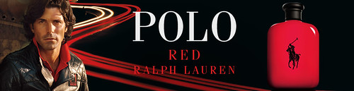 POLO RED by Ralph Lauren Fragances