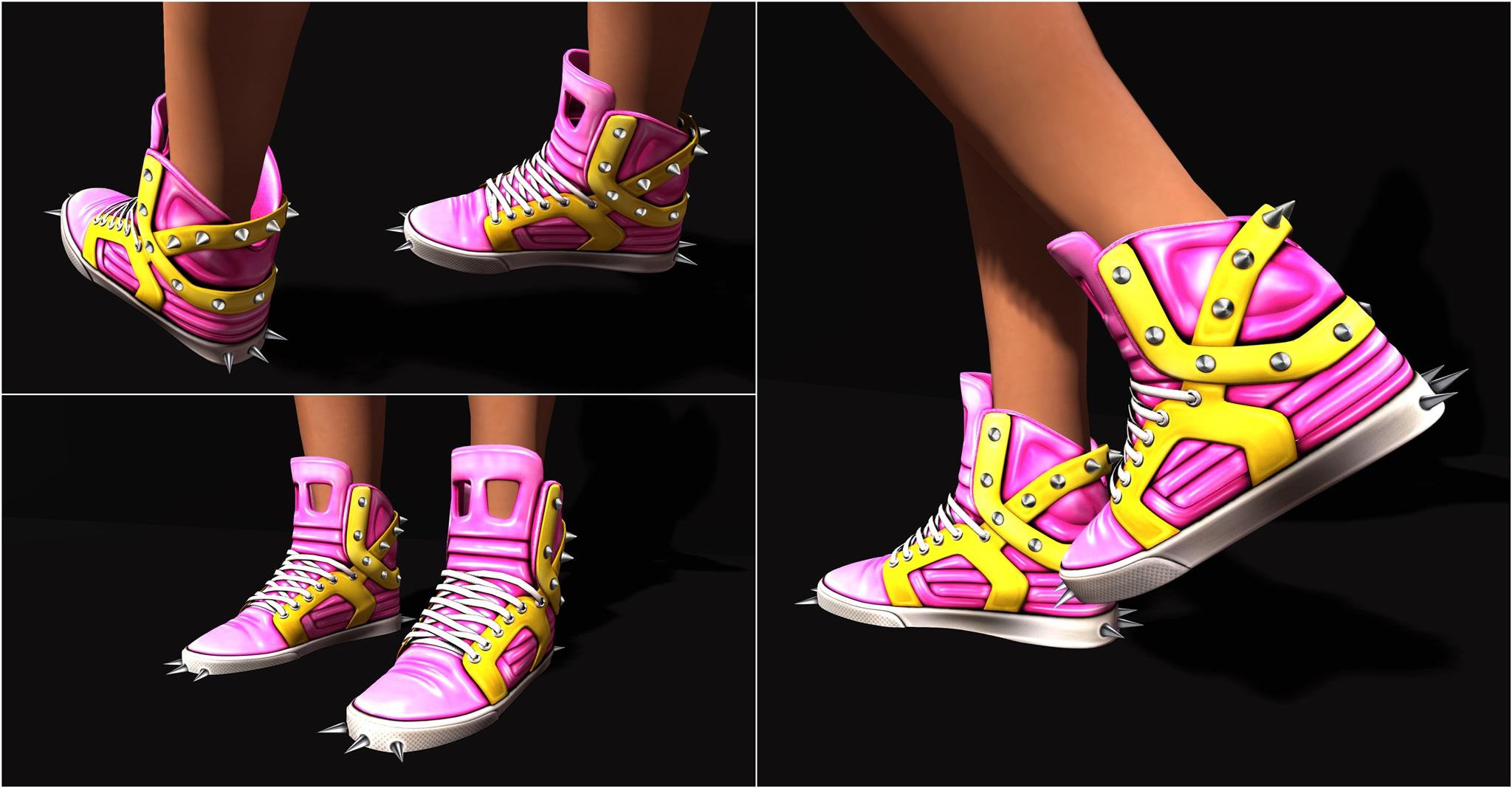 Energie Sk8 sneakers