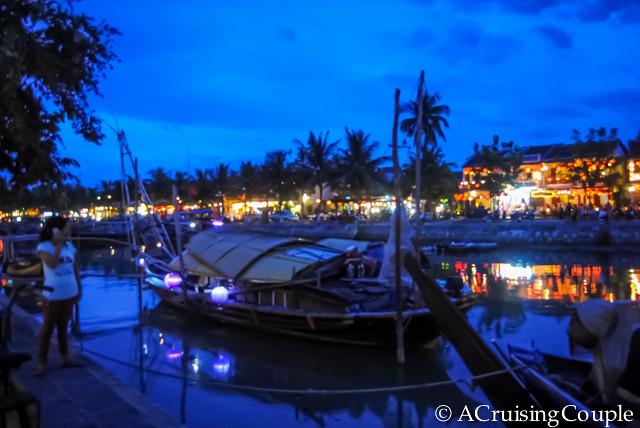 Thu Bon River Boat Hoi An