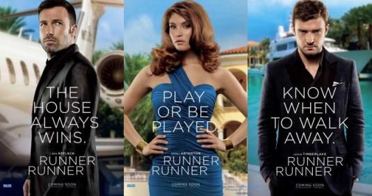 runner-runner-posters