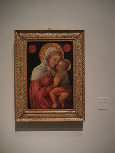 DSCN7974 _ Madonna and Child, c. 1465, Jacopo Bellini (active 1421-1470_1471), LACMA