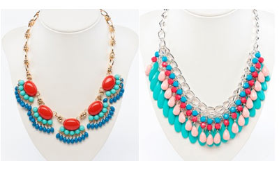 AlibiOnline Necklaces
