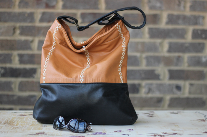 studio stoop sale: leather bags