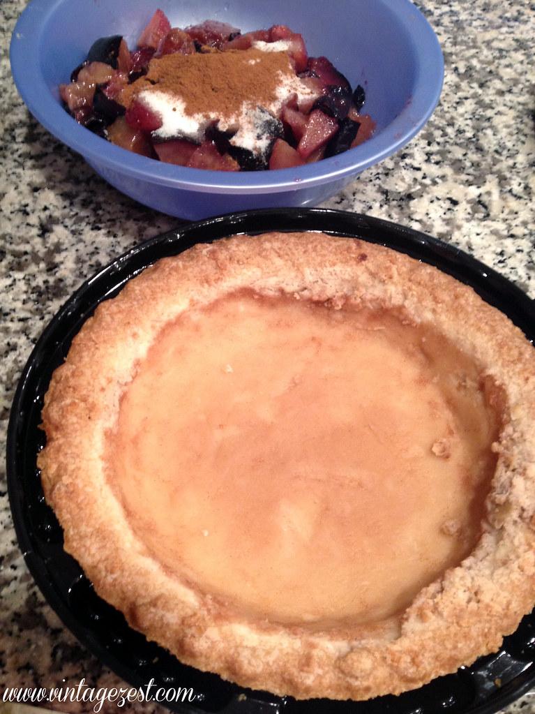 Plum Pie 1