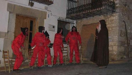 Sant Antoni tentat pels dimonis