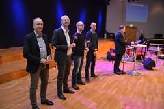 Brassbandfestivalen 2013 - Prisutdelning, Eitdivisionen (Foto: Olof Forsberg)