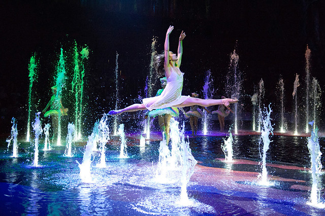 House of Dancing Water - Macau