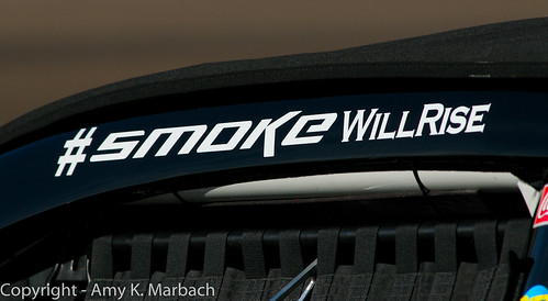 #SmokeWillRise over the 14 door on Sunday Morning.